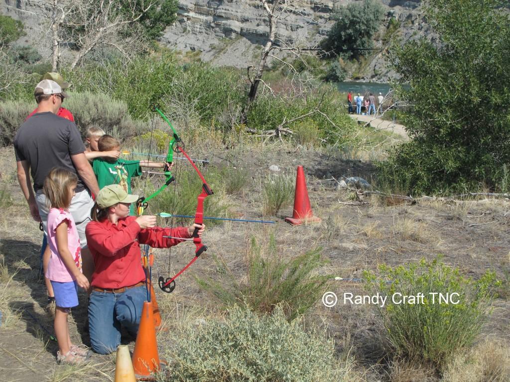 Archery (C) Randy Craft TNC (Katherine Thompson) wm