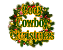 CodyCowboyChristmasLogoTransparentBkgrnd