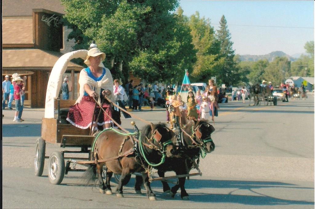 Meeteetse Parade