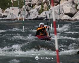 Slalom (c) Cliff Hannam (Katherine Thompson) wm1