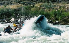 Cody Wyoming Adventures Rafting