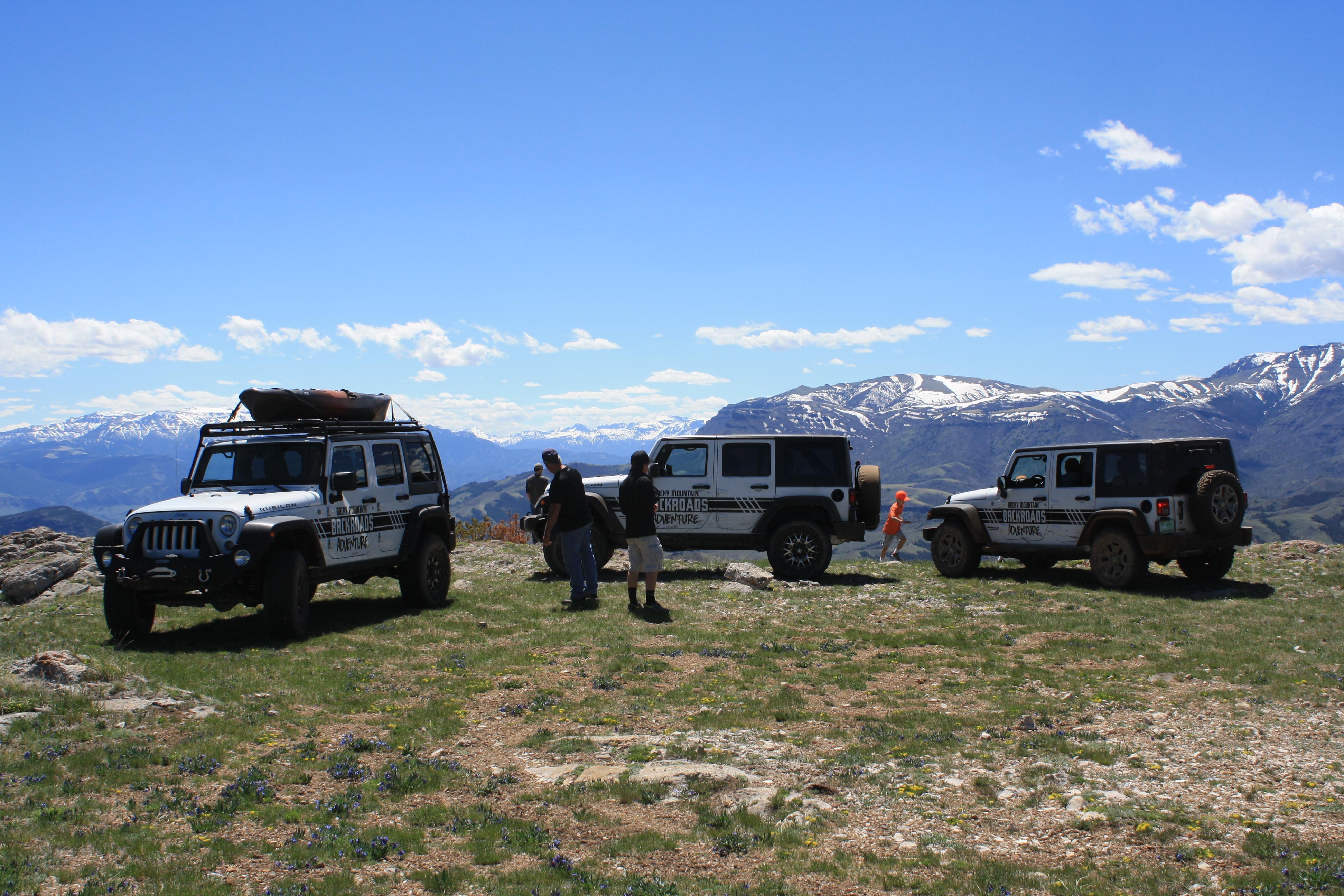 ATV/OHV/Jeep Excursions - Cody Yellowstone