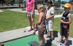 mini golf (city website ok to use per Amy Quick)