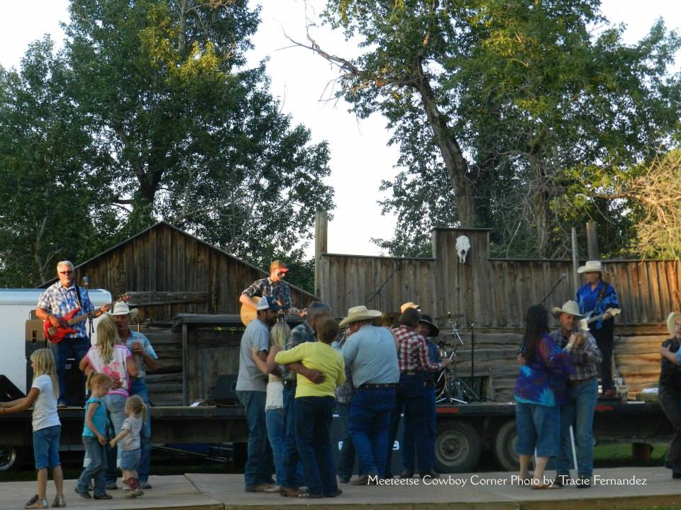 National Day of the Cowboy (Tess, Photo Credit Meeteetse Cowboy Corner Photo by Tracie Fernandez) (4)
