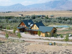 clarks fork guest ranch - small