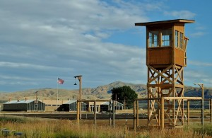 The Heart Mountain Center museum features accounts of camp living by internees
