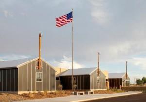 The Heart Mountain Interpretive Center