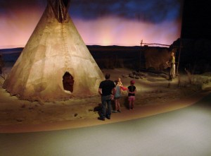 The Buffalo Bill Center of the West is the place to go to learn about Buffalo Bill, the Plains Indians and Yellowstone.