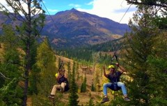 Sleeping Giant Zip Line - Yellowstone on Vimeo - Google Chrome 10132015 111259 AM