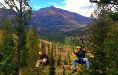 Sleeping Giant Zip Line - Yellowstone on Vimeo - Google Chrome 10132015 111259 AM