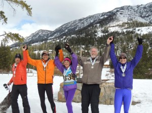 The Winter Games advocate for people to stay active and healthy
