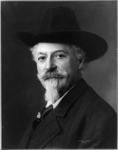 Buffalo Bill's birthday is February 26, this year he would have been 170 years old