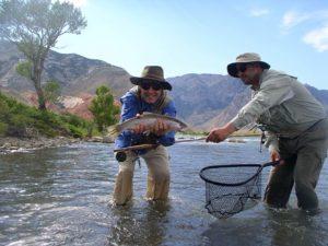 Fishing in Cody/Yellowstone Country