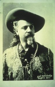 Buffalo Bill, whose entire life was quirky, would have liked the Crazy House.