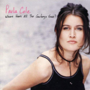 """The cover of the Paula Cole album """"Where Have All the Cowboys Gone?"""""""