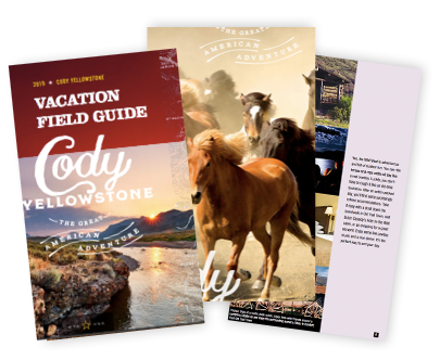 Various vacation guides