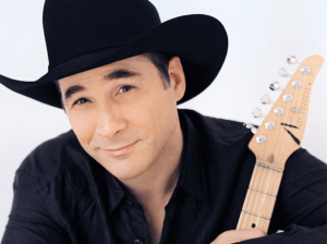 Country music singer Clint Black